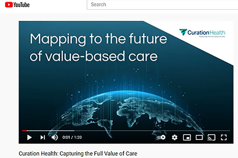 Mapping to the future of value-based care